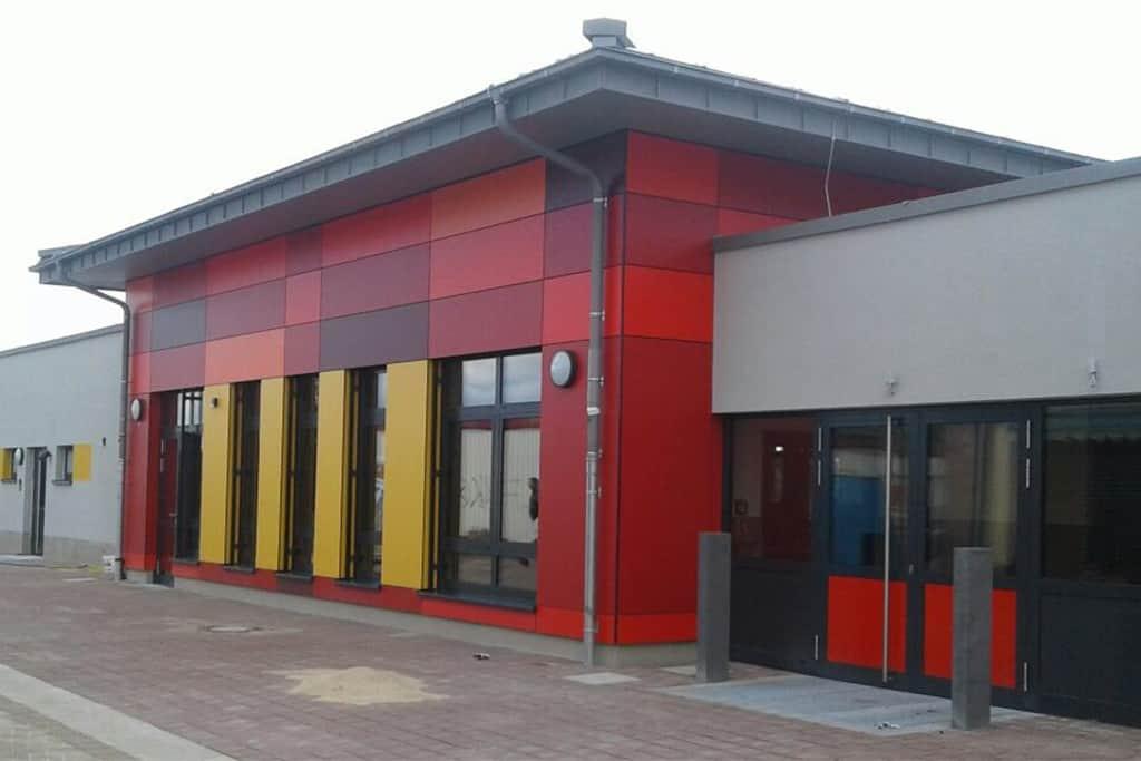 Kapersburgschule Rossbach